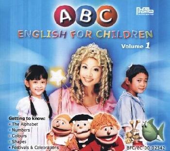 Abc English For Children Vol.1