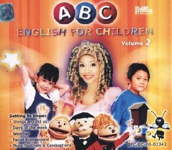 Abc English For Children Vol.2
