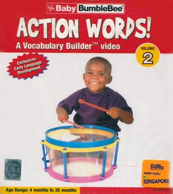 Action Words V.2