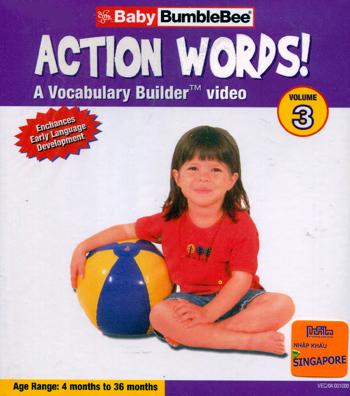Action Words V.3