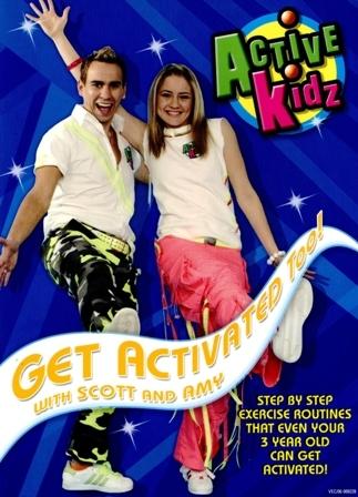 Active Kidz - Get Activated Too !