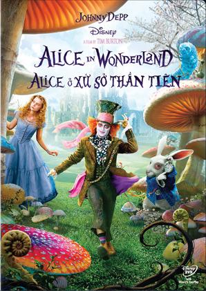 Alice Ở Xứ Sở Thần Tiên