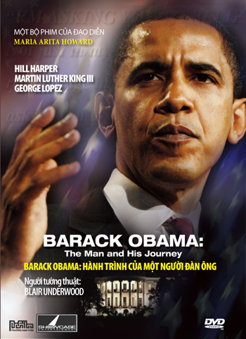 Barack Obama - The Man His Journey