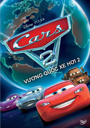Car 2 - Vương Quốc Xe Hơi 2