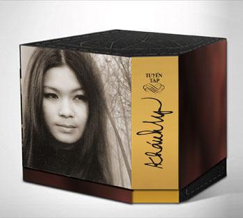 CD Khánh Ly - Collection 5CD