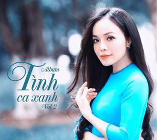 CD Lan Anh - Tình Ca Xanh Vol.2