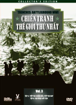 Chiến Tranh Thế Giới Thứ Nhất Vol.3