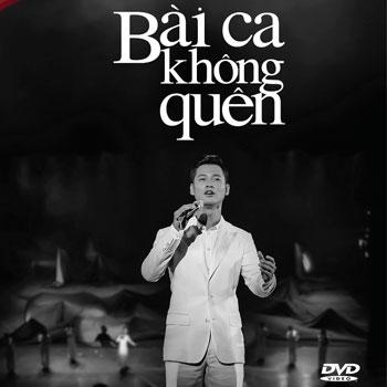 DVD Đức Tuấn - Liveshow Những Bài Ca Không Quên