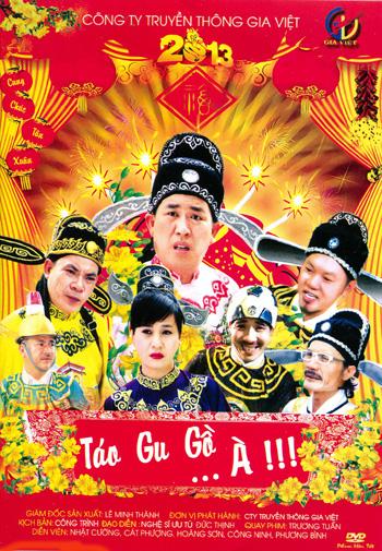 Hài Kịch Táo Quân 2013 - Táo Gu Gồ...À