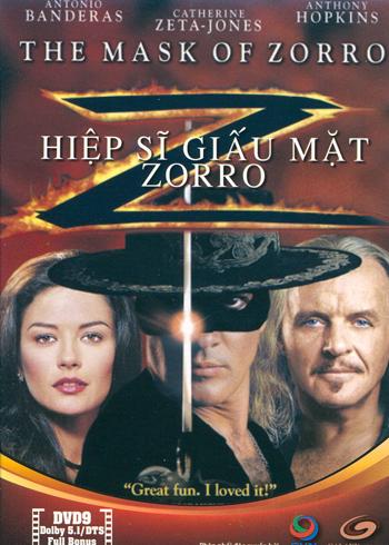 Hiệp Sĩ Giấu Mặt Zorro