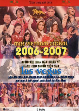 Hoa Hậu Hoàn Vũ Dành Cho Người Việt Tại Las Vegas