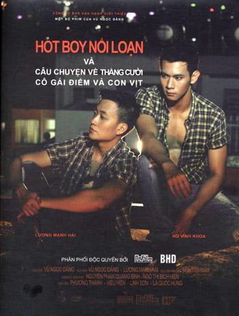 Hot Boy Nổi Loạn