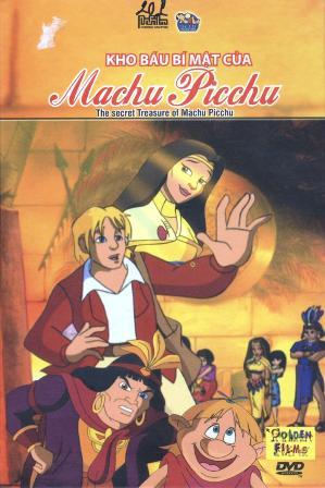 Kho Báu Bí Mật Của Machu Picchu