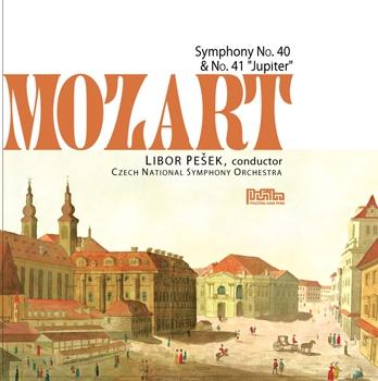 "Mozart - Giao Hưởng Số 40 & 41 ""Jupiter"""
