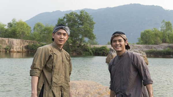 Phim cổ tích Hai chàng Hảo Hớn lên sóng