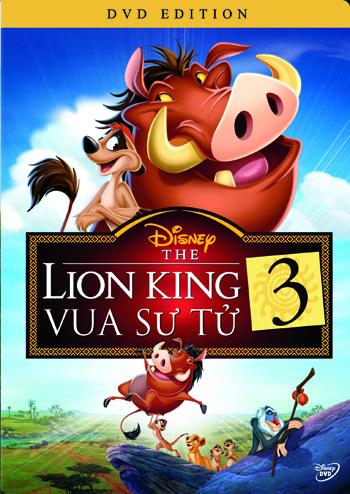 The Lion King Iii - Vua Sư Tử 3